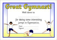 gymnastics certificate template 1000 images about information technology certificate of