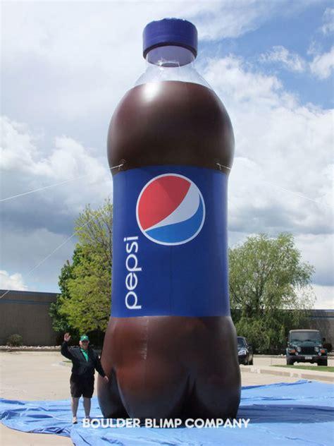 custom inflatable can beer bottle label beverage