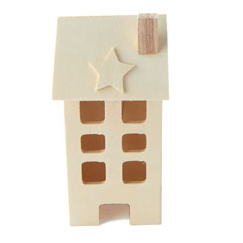 wood craft kits for unfinished wood primitive saltbox house wood craft kits