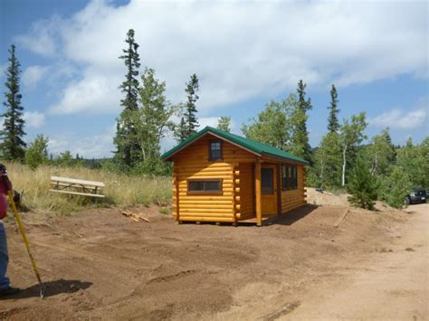 Woodland Park Colorado Cabin Rentals by Trophy Amish Cabins Llc 10 X 26 Cottage Bunkhouse