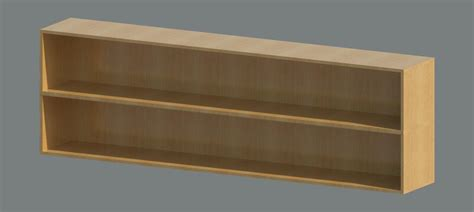 two shelves on a wall finish carpentry contractor talk