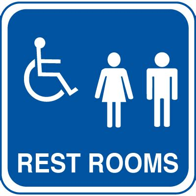 signage for comfort rooms comfort room signage clipart best