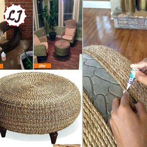 canapé pumpkin 50 diy deko ideen und einrichtungsbeispiele mit und aus seil