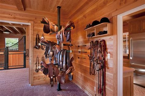 image gallery tack room