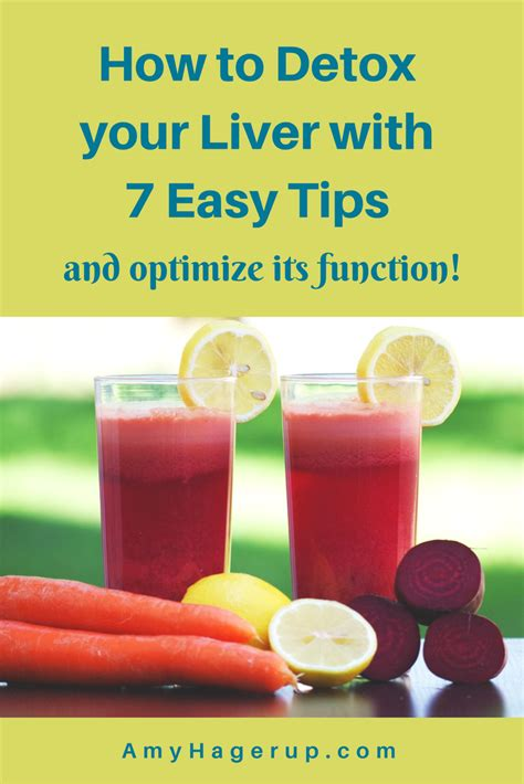 Detox Advice by How To Detox Your Liver With 7 Easy Tips The Vitamin