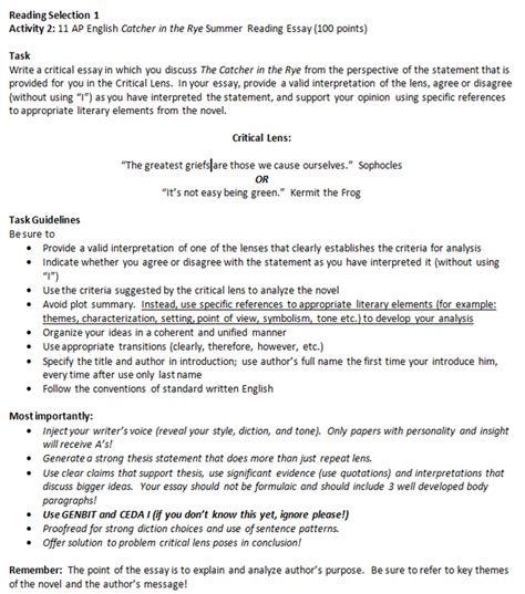 Pharmacy Consultant Cover Letter by Catcher In The Rye Essay Topics Essay On The Catcher In The Rye Ayucar