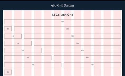 960 grid templates page not found error 404 web design professionals