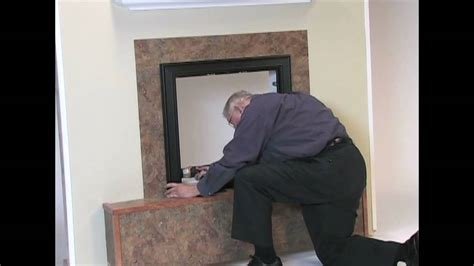 installing masonry fireplace glass doors brickanew