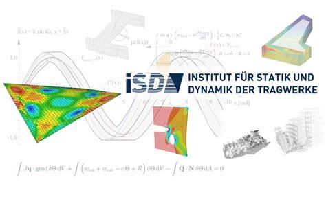 institut f 252 r statik und dynamik der tragwerke fakult 228 t
