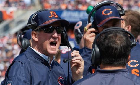 chicago bears coaching staff 2017 chicago bears notebook easing schedule to rescue coaches