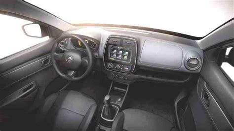 kwid renault interior autoentusiastas