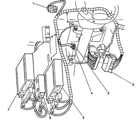 wiring diagram for 1999 oldsmobile intrigue wiring