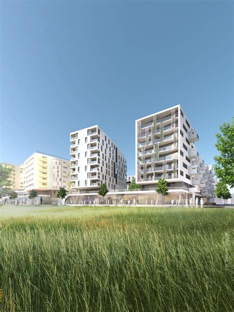 erste bank aspern startschuss f 252 r wohnbau in aspern wohnnet business