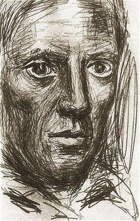 Pablo Picasso Also Search For Pablo Picasso Self Portrait 1917 Master Artists