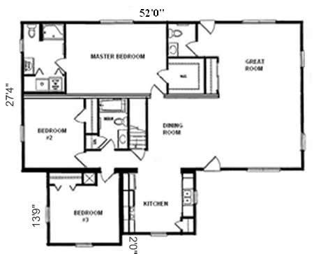 r178433 1 by hallmark homes ranch floorplan