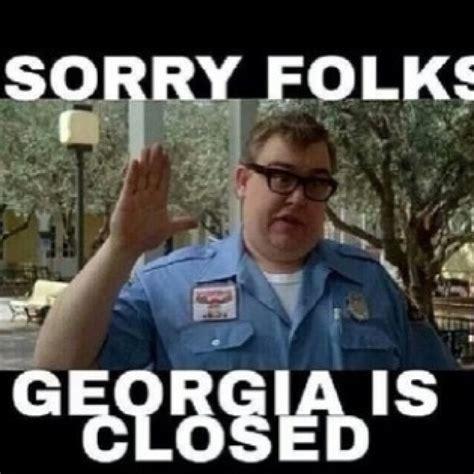 Atlanta Snow Meme - atlanta the butt of national jokes and memes after