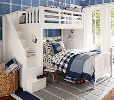 pottery barn boat bed craigslist bunk beds on pinterest bunk bed boy rooms and twin