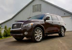 Infiniti Qx56 Towing 5 Fast Facts About The 2013 Infiniti Qx56 J D Power Cars