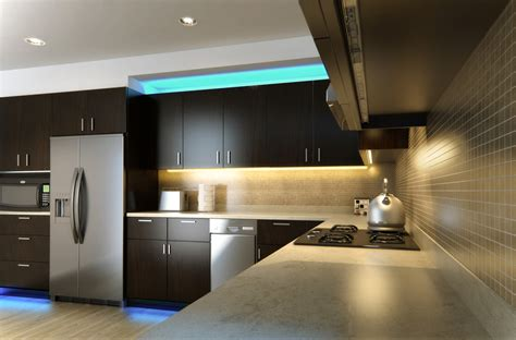 how to install led lights kitchen cabinets bright leds