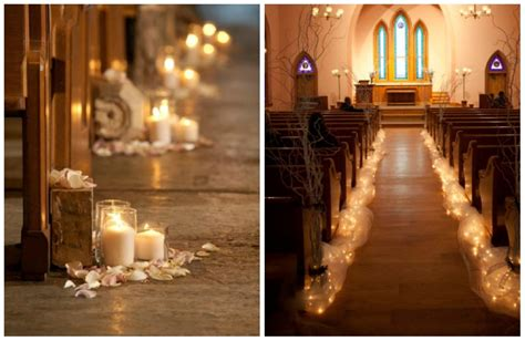lanterne con candele 20 idee per allestire la chiesa