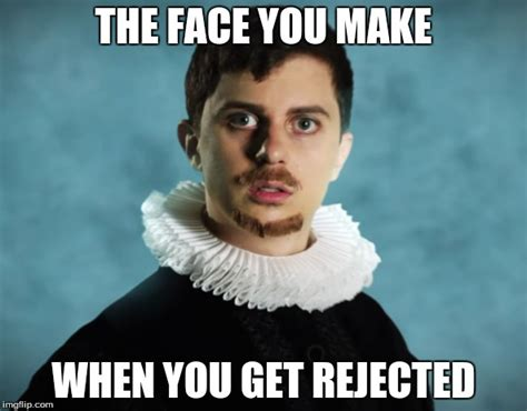 Rejection Meme - rejected imgflip