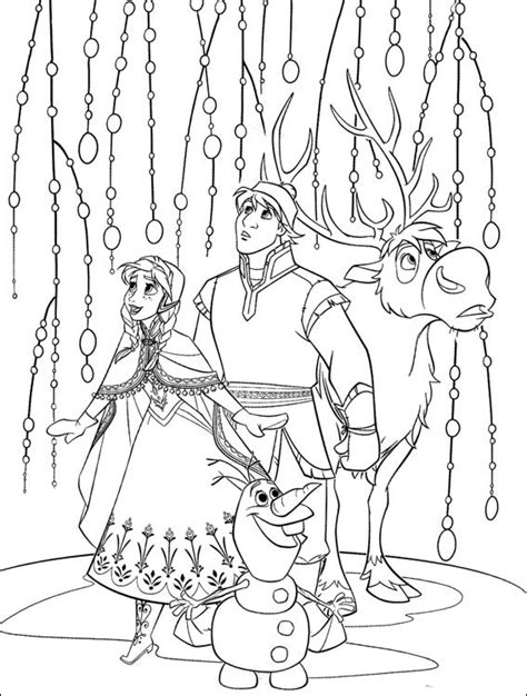 elsa and anna and olaf coloring pages 12 free printable disney frozen coloring pages anna