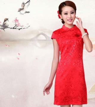 Blouse Motif Vintage Merah Biru Import Murah baju dress cheongsam merah motif bunga model terbaru jual murah import kerja