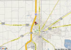 Findlay Ohio Map by Map Of Drury Inn Amp Suites Findlay Findlay
