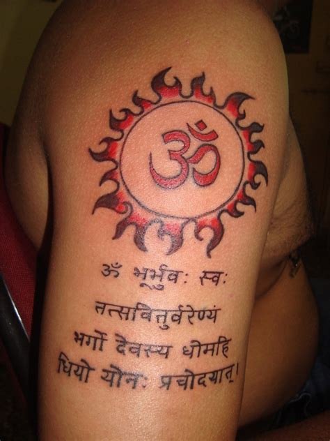 gayatri mantra tattoo design gayatri mantra picture at checkoutmyink