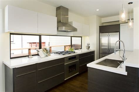 Houzz Modern Kitchen Cabinets Houzz Kitchen Photos Modern Kitchen Other By Studio Marler
