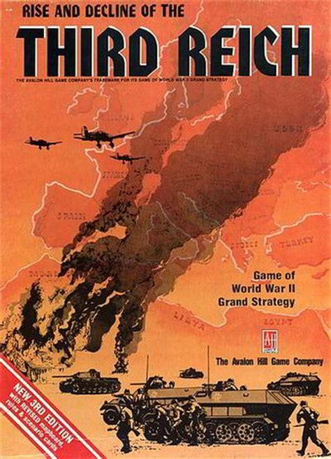 the third reich 8 avalon hill board games that deserve new life tabletop the escapist
