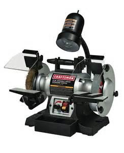 bench grinder variable speed craftsman 6 in variable speed bench grinders 009 21154