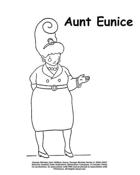 birthday coloring pages for aunts aunt coloring www pixshark com images galleries with a