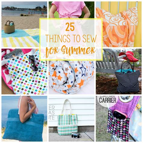 sew  summer crazy  projects