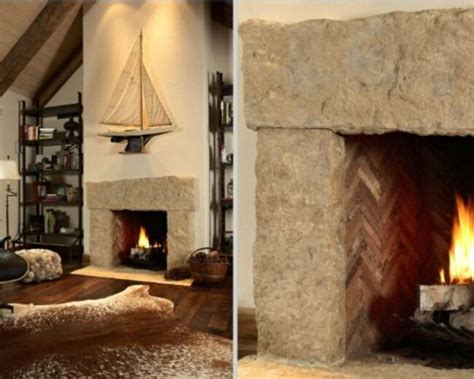 tiny house fireplace brand new minnesota tiny house was made to look ancient