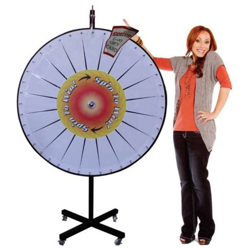 glow  event store custom sleeve spin wheel glow