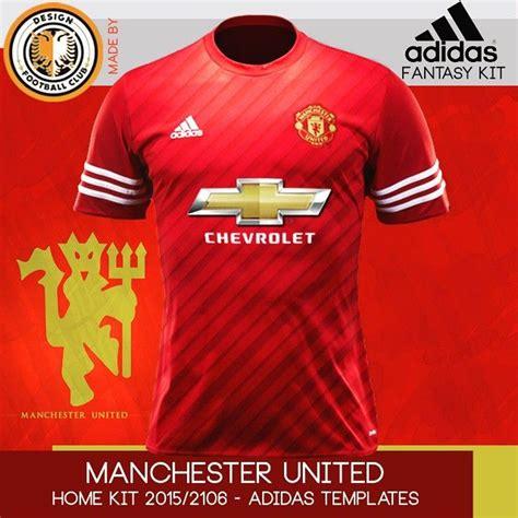 Baju Utd Adidas wallpaper baju manchester united