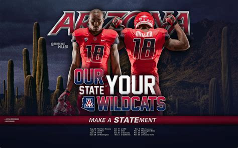 Arizona Wildcats Football Wallpaper