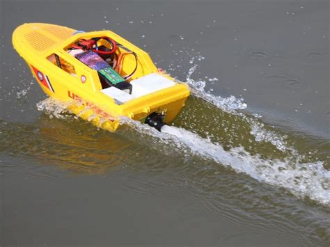 how to build rc jet boat playmobil converted rc jetboat