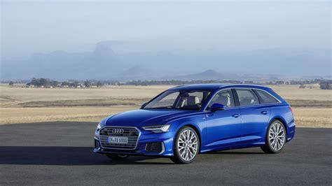 Neue Audi A6 by Das Ist Der Neue Audi A6 Avant 2018
