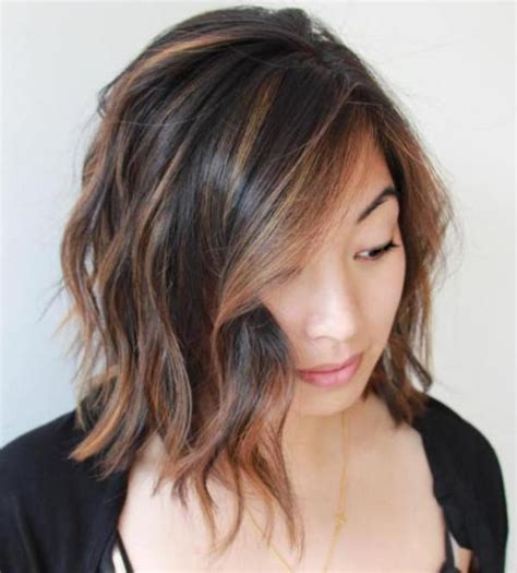 caramel brown bobs for round faces 50 best balayage hair colour ideas 2018 full collection