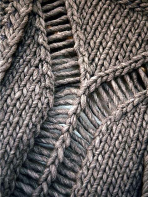 drop stitch knitting dropped stitches this knitting