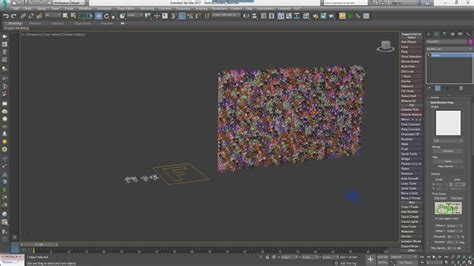 3ds max walls tutorial create plants on walls vertical garden with forest pack