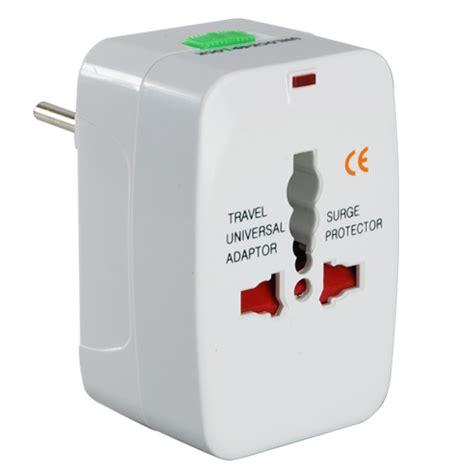 Universal Travel Adapter Sl 199 4u02 4 Smart Usb Charging Port 3 110 240v universal travel adapter with surge protection tfr k12 us 1 81 plusbuyer