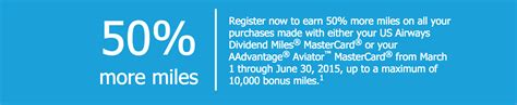 aa card activate to earn a 50 bonus on your us airways aa aviator
