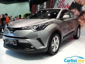 Car Covers Malaysia 2018 Toyota C Hr Previewed In Malaysia Auto News
