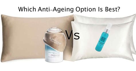 skin rejuvenating pillowcase with copper oxide iluminage iluminage skin rejuvenating pillowcase and the other