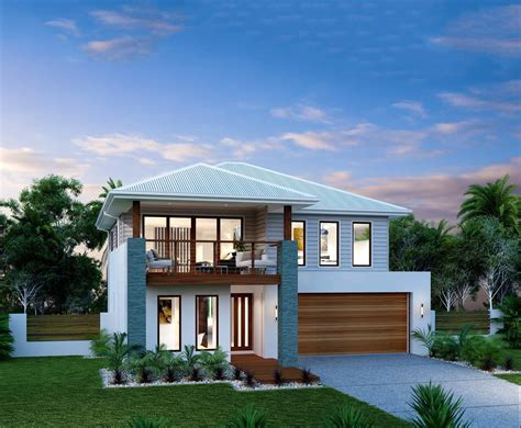 House Pla Seaview 321 Sl Home Designs In Southern Highlands G J