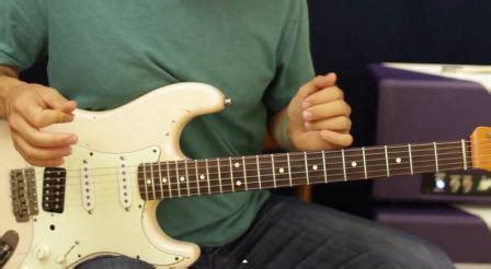 tutorial efek gitar cara memainkan efek gitar wah