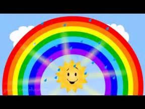 imagenes de arcoiris los colores del arcoiris youtube